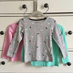 H&M Organic Cotton T-shirts | Set of 3 | EUC